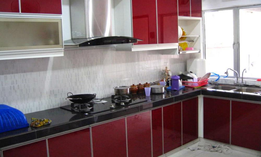 dapur merah putih
