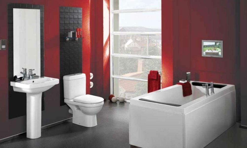 kamar mandi merah putih