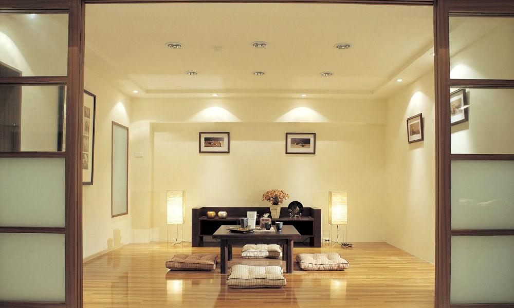 ruang tamu ala jepang 1