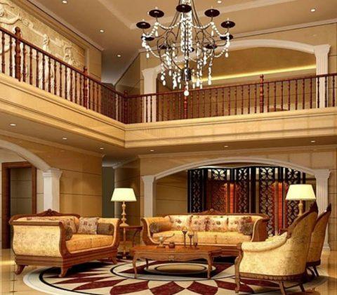ruangan mewah